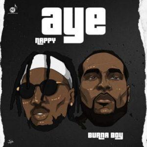 Nappy ft. Burna Boy – AYE