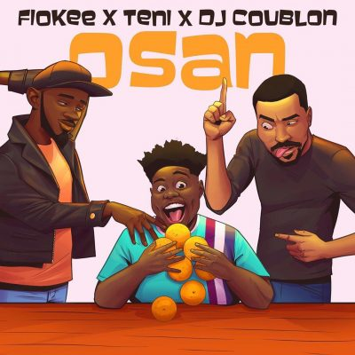 Fiokee ft. Teni & DJ Coublon – Osan