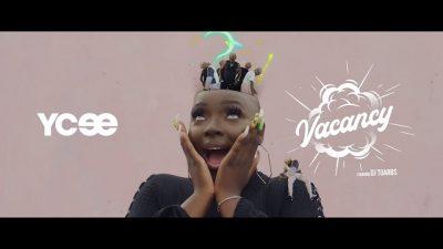 [Video] Ycee – Vacancy