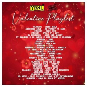 [Mixtape] DJ Enimoney – Valentine's Playlist (Mix)
