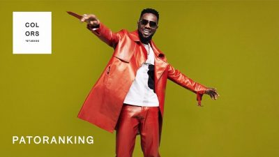 [Video] Patoranking – Feelings (A Colors Show)