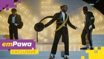 [Video] DJ Neptune ft. Mr Eazi & Joeboy – Nobody