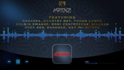 Harmonize – Bedroom (Remix)