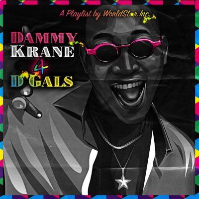 Dammy Krane 4 D Girls Artwork