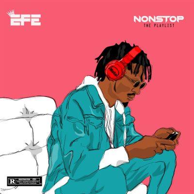 Efe - NonStop EP Artwork