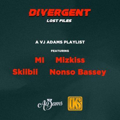VJ Adams - Divergent Album